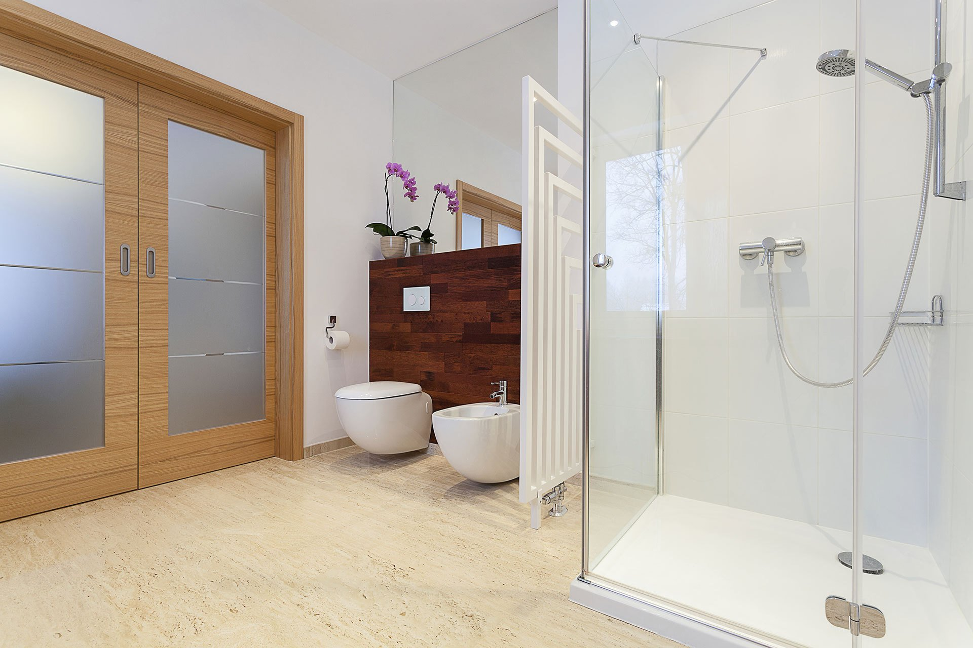 Frameless Shower Door Buffalo, NY