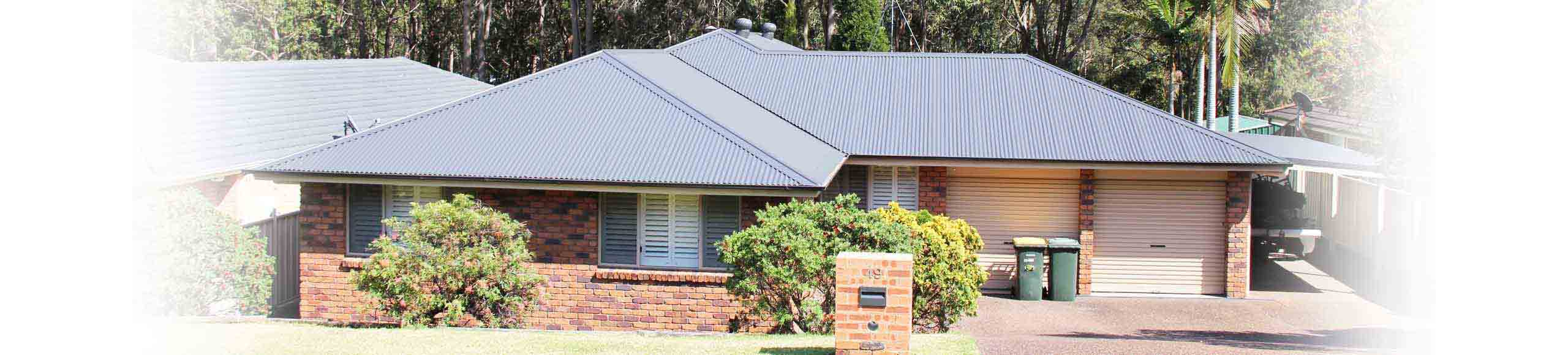A home with metal roofing from us in Newcastle