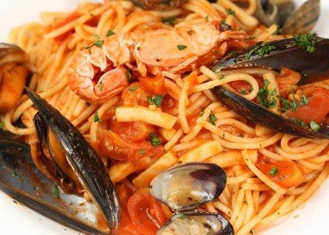 Piatti tipici di pesce cervia ravenna la brasserie borgo marina ristorante pizzeria - Ristorante riesling griglia e cucina marina di ravenna ra ...