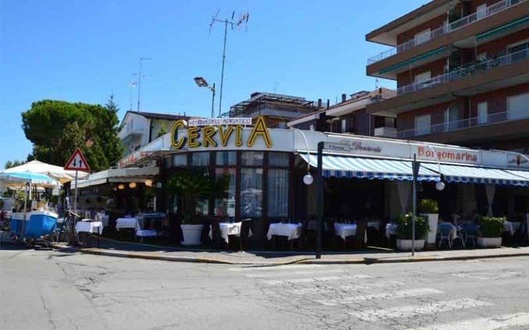 ristorante borgo marina cervia
