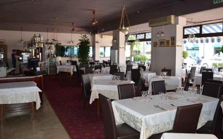 sala ristorante cervia