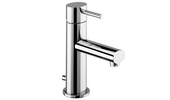 Miscelatore-lavabo-scarico-automatico