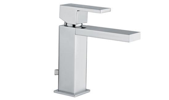 Monocomando-lavabo-scarico-automatico