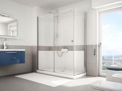 Sostituzione vasca con doccia firenze bagno market sas