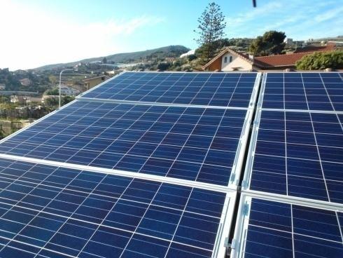 Impianti solari lato destro