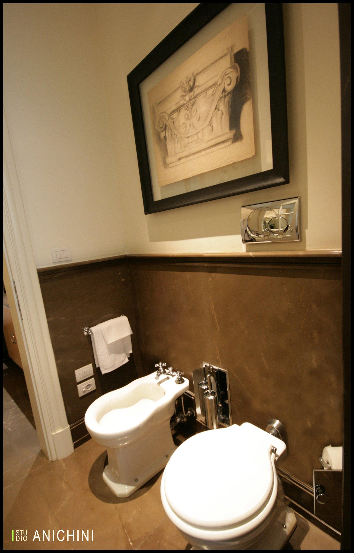 recessed bathroom accessories - Florence - Studio Anichini