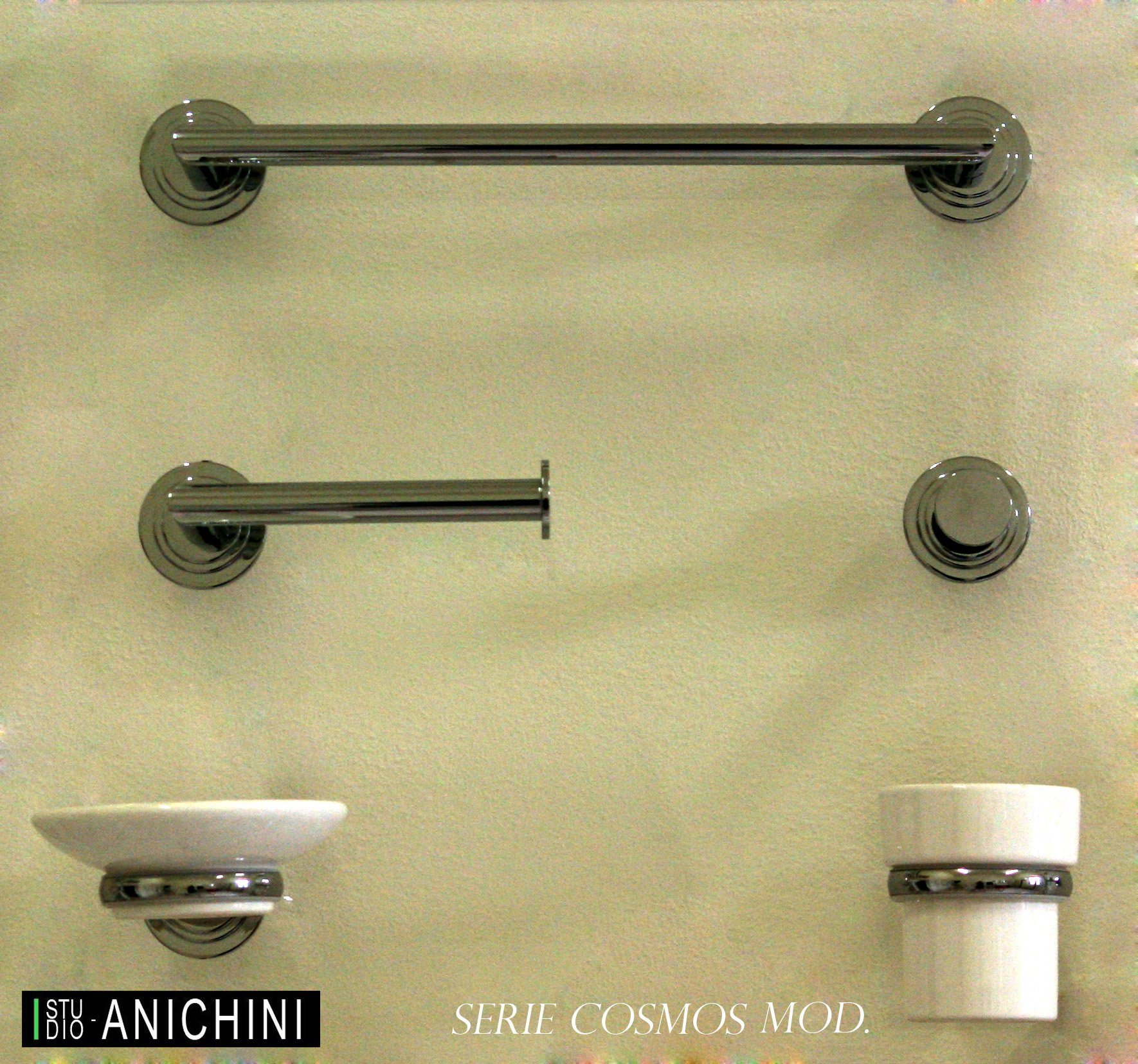 Bathroom accessories - Florence - Studio Anichini