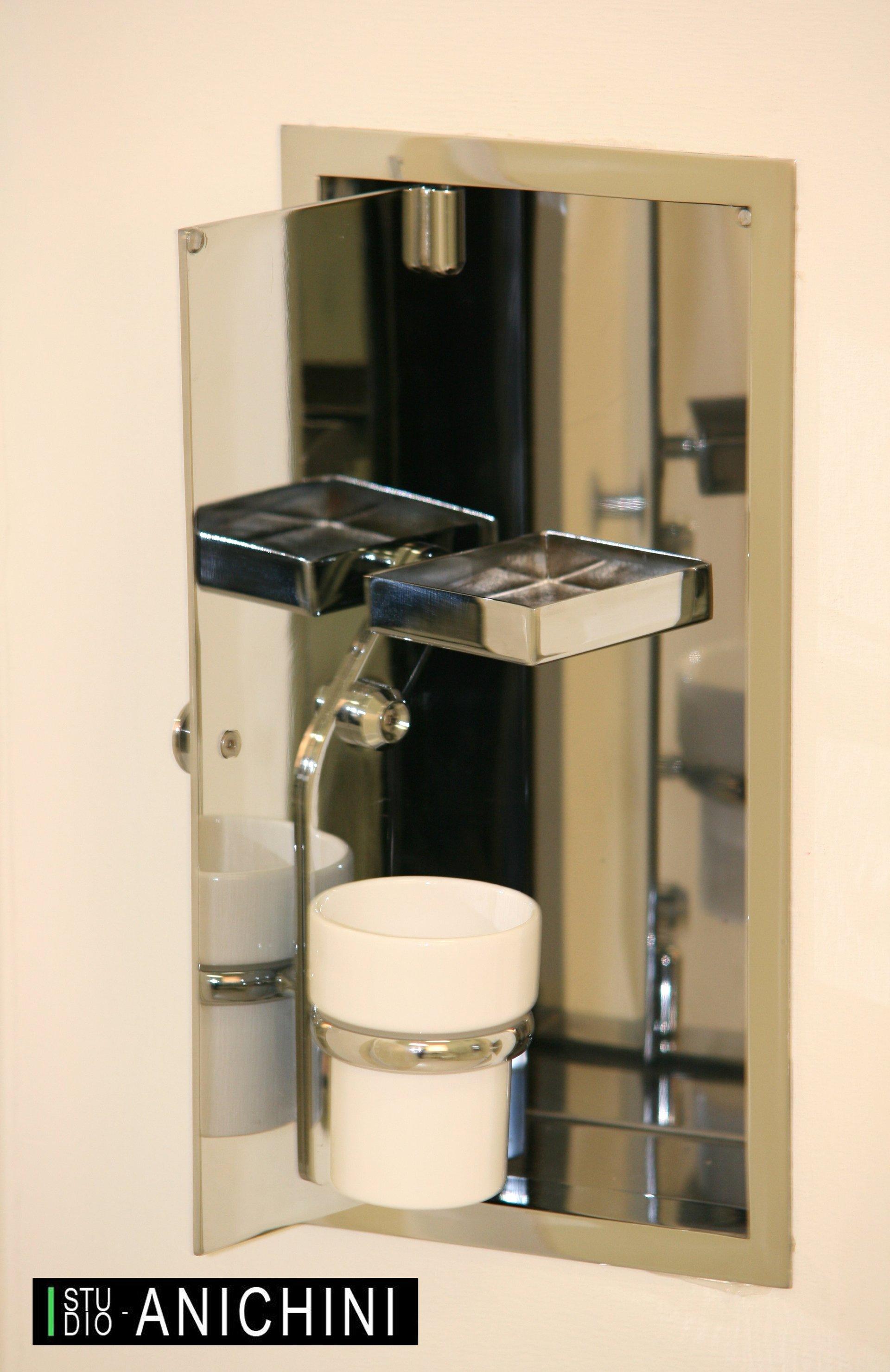 RECESSED ACCESSORIESMichele Bonan Collection   Florence   Studio Anichini. Porta Bathroom Fittings. Home Design Ideas