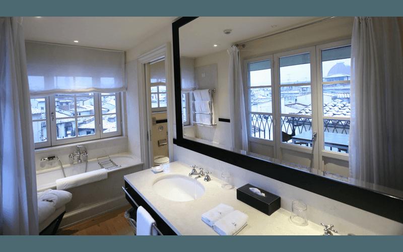 Progettazione bagni residenziali