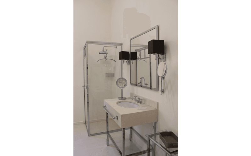 Bathroom furniture accessories