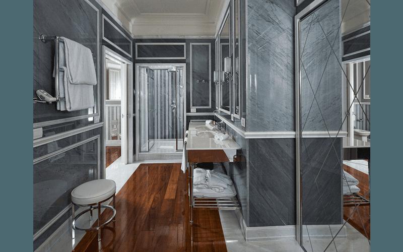 Bath interior design