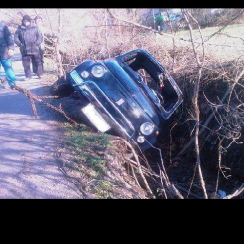 incidente d`auto