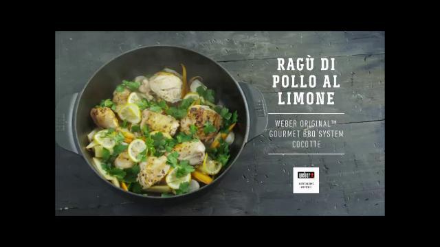 ricette weber barbecue pollo