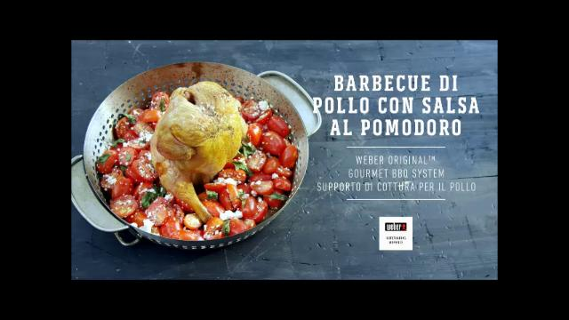 ricette weber barbecue pollo pomodoro