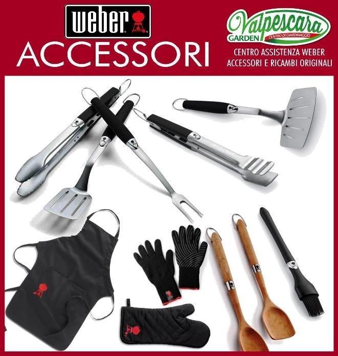 weber accessori