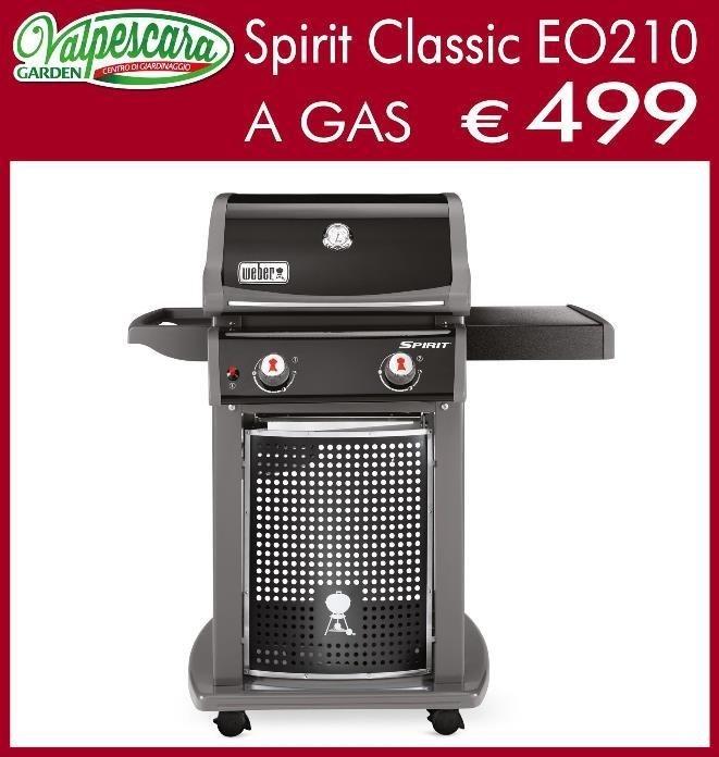 spirit classic eo210