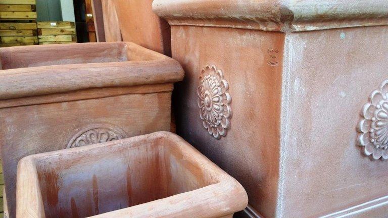 vasi terracotta impruneta