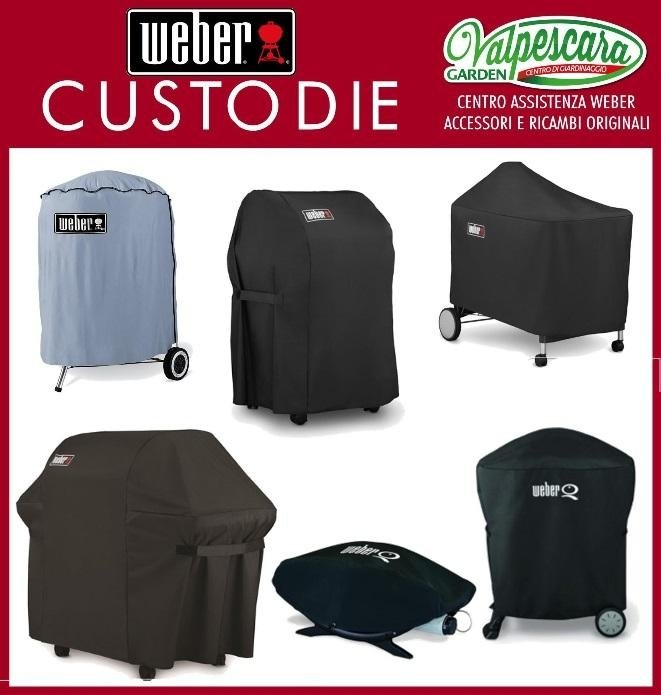 weber barbecue custodie