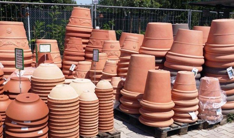 Vendita vasi pescara valpescara garden for Vendita arredo urbano