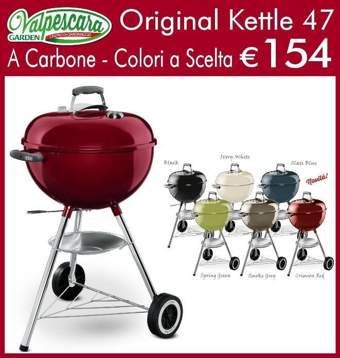 weber original kettle
