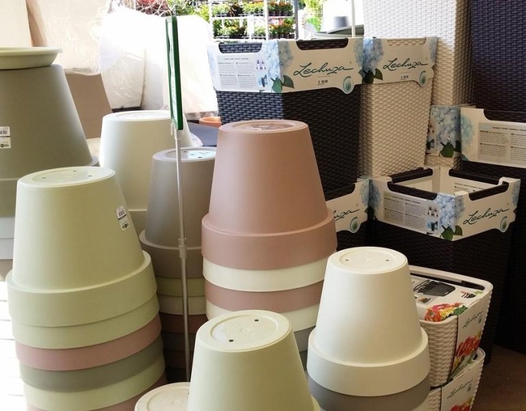 vasi euro3plast per piante