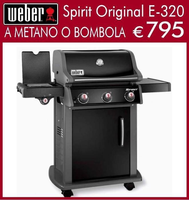 weber spirit original e-320