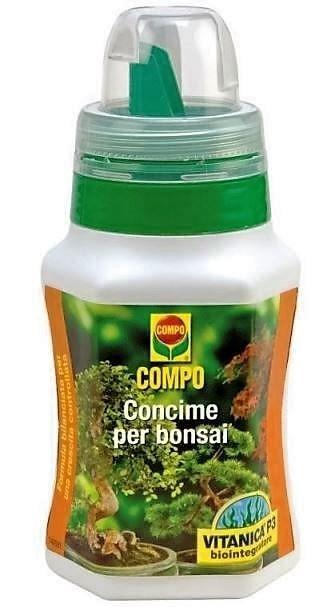 vivaio valpescara CONCIME BONSAI COMPO