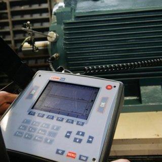 analisi vibrazioni elettromeccaniche