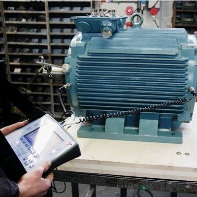 manutenzione motori e pompe