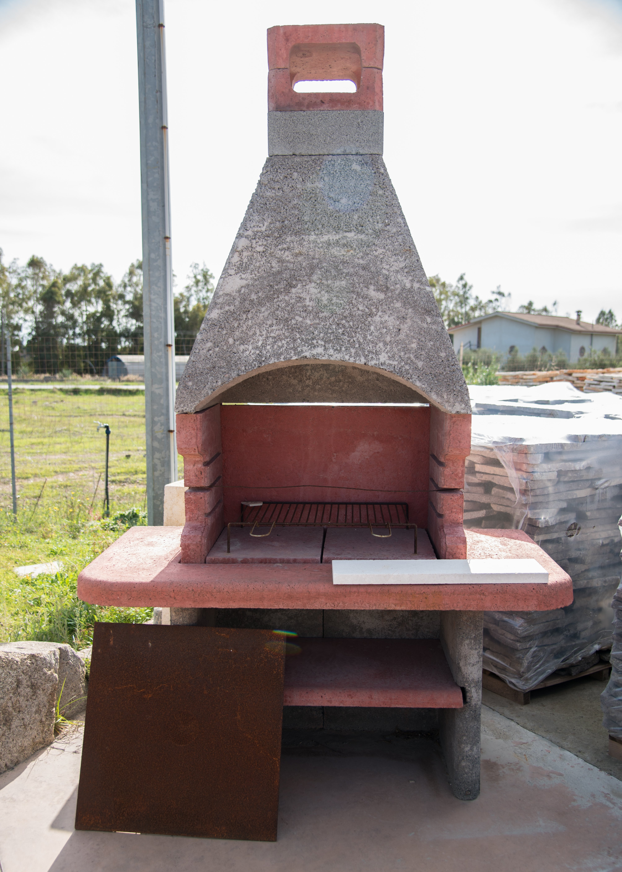 Barbeque in pietra
