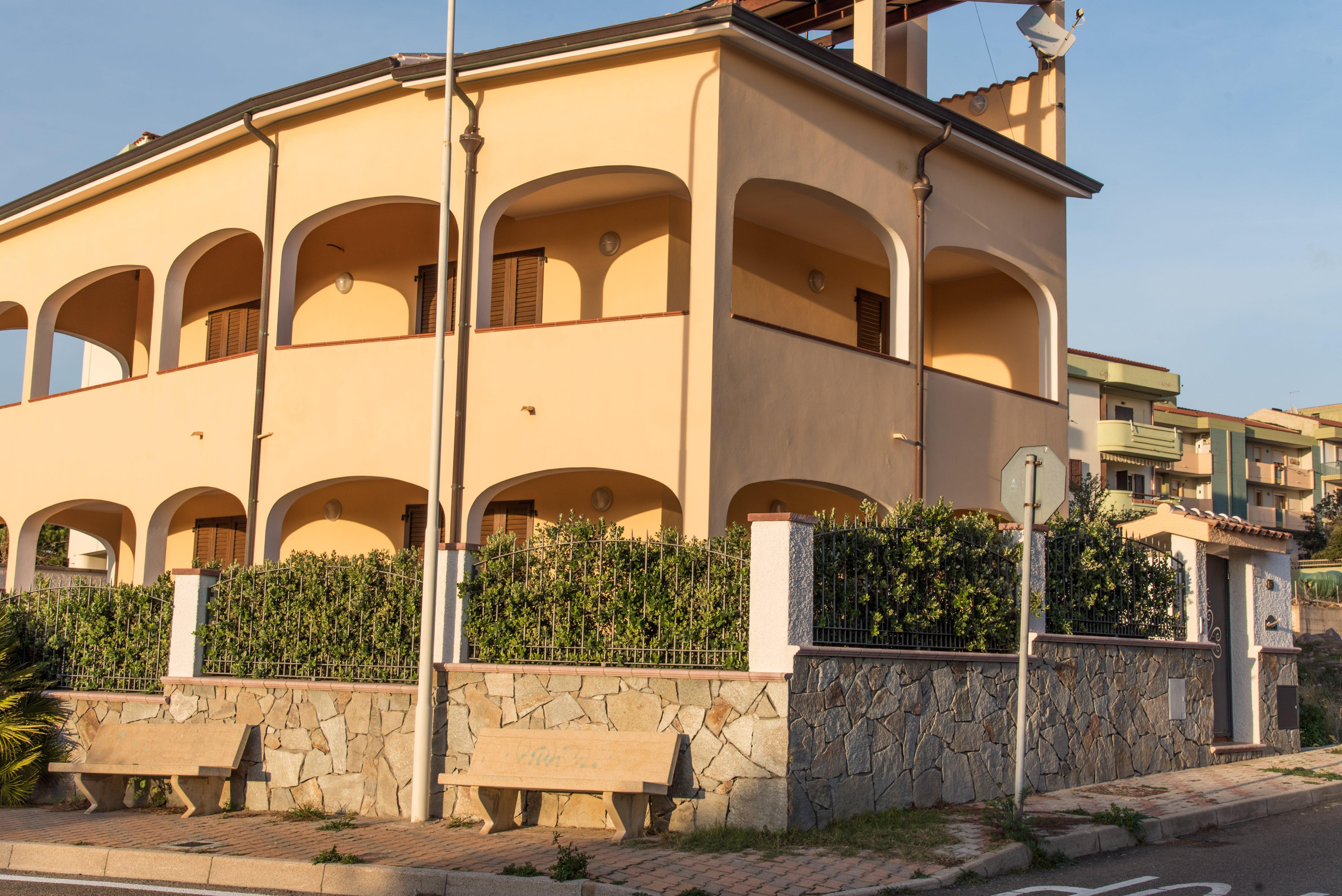casa con mura in pietra realizzato da Edil Pietre 2P