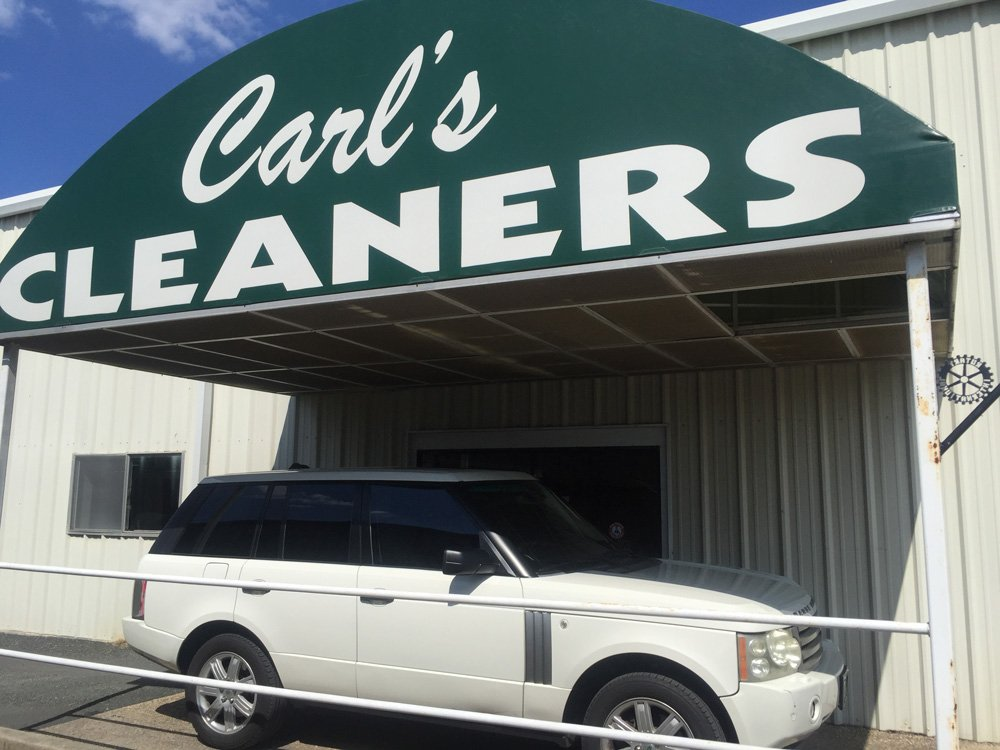 Carl's Cleaners, Boerne, Texas