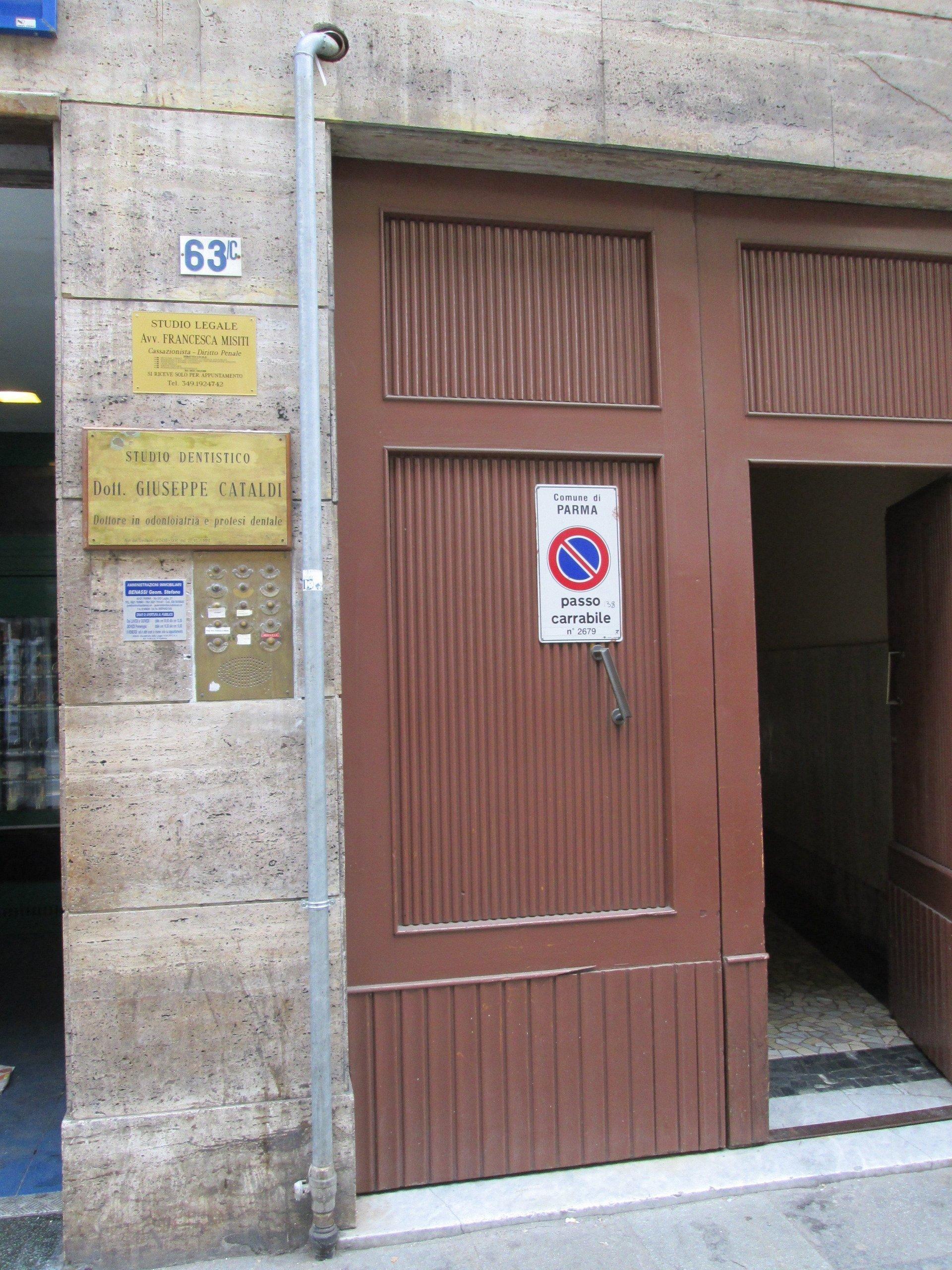 studio tentistico Parma