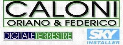 ELETTROSAT di Caloni Federico - LOGO
