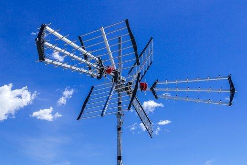 Antenna per digitale terrestre