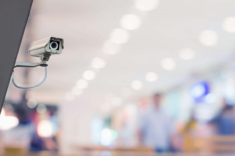 camere di videosorveglianza
