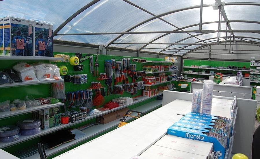 attrezzature per il giardinaggio