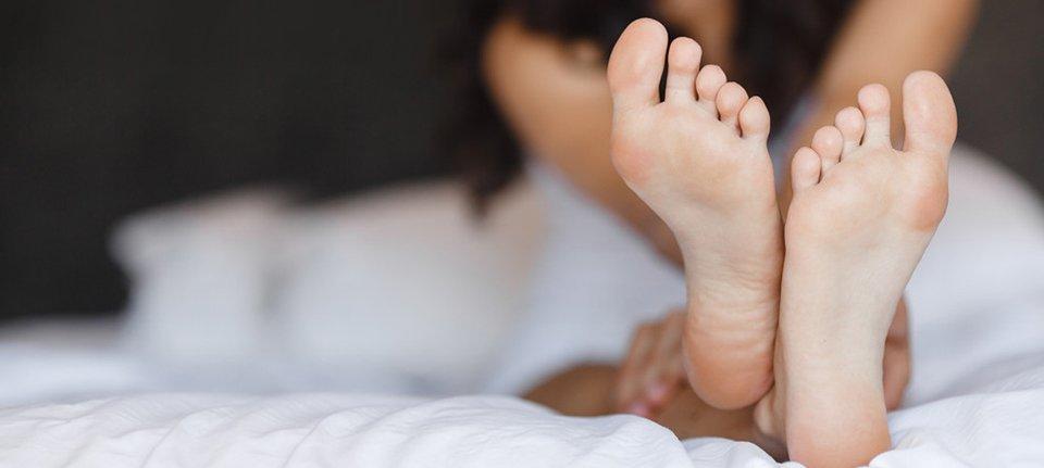 Podiatric treatment for feet