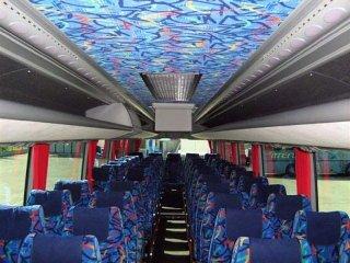 posti bus Irisbus Domino
