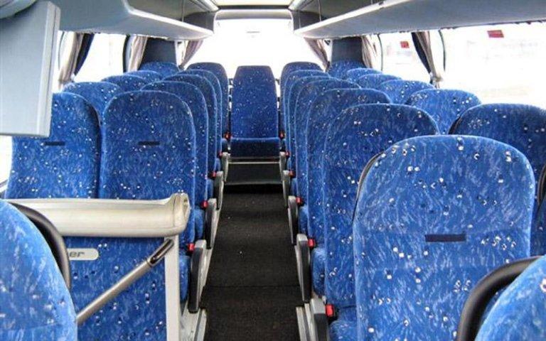 Bus per gite scolastiche