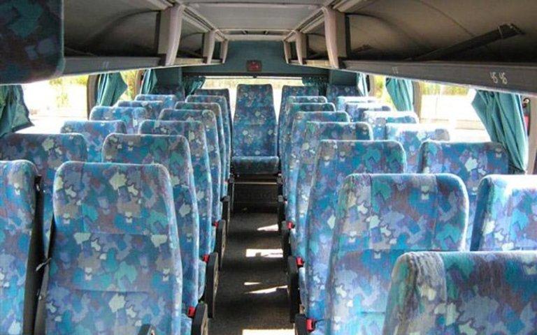 Autobus climatisé