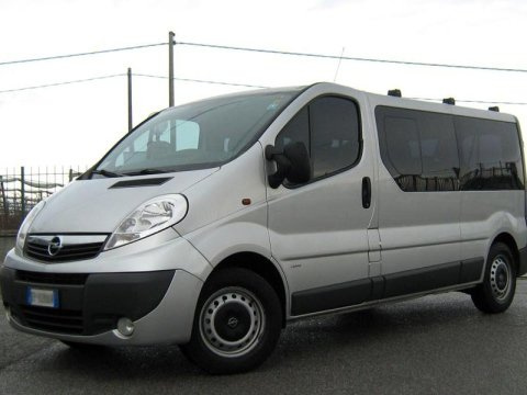 location Opel Vivaro