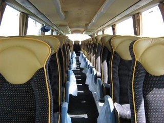 Irizar PB Scania seats