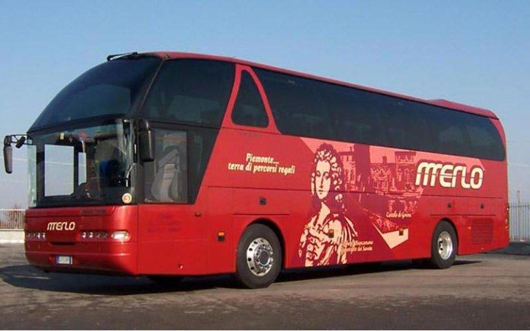 Autobus da viaggio