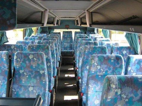 autobus in affitto