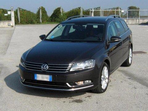 Volkswagen Passat hire