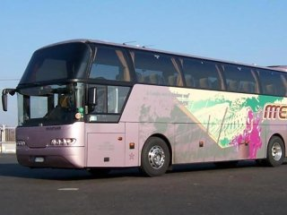 coach hire with driver