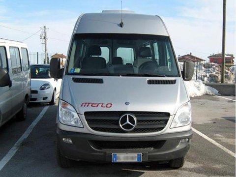 Mercedes Sprinter hire
