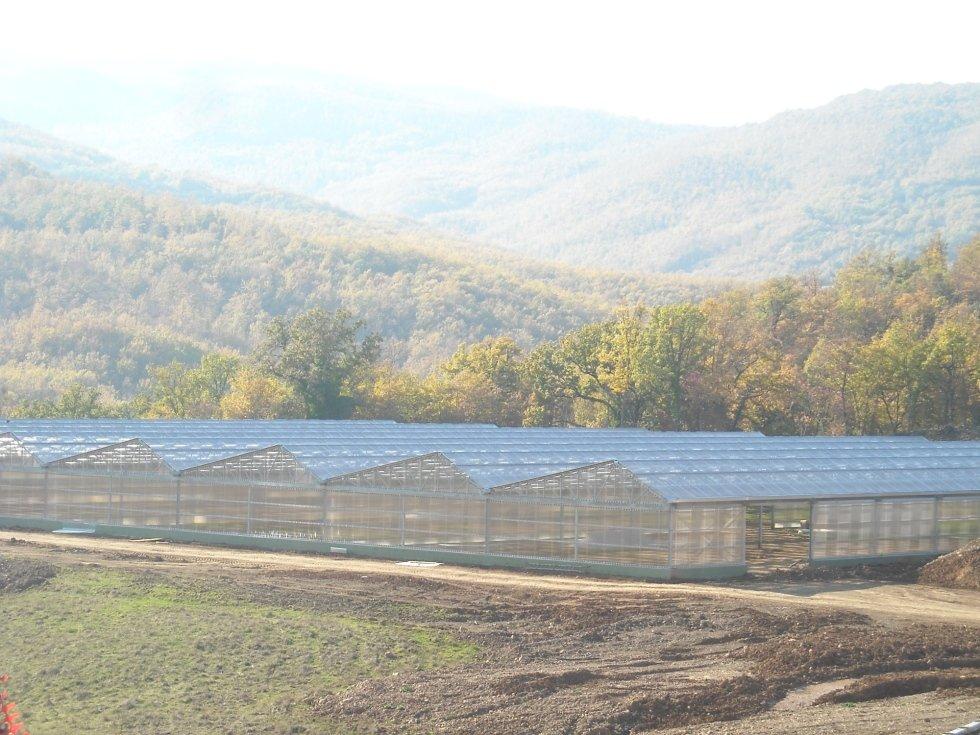 Serre Fotovoltaicche