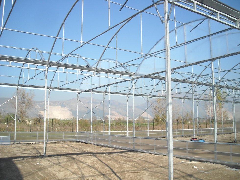 struttura per serra